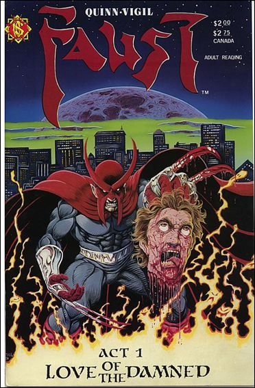 Faust (1988) 1-C by Northstar