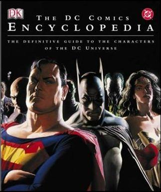 DC Comics Encyclopedia nn-A by DK Publishing