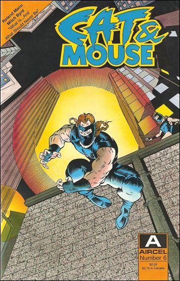 Cat & Mouse (1990) 6-A by Aircel