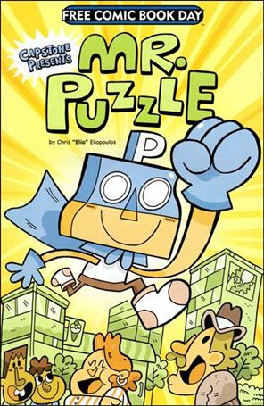 Capstone Presents Mr. Puzzle nn-A
