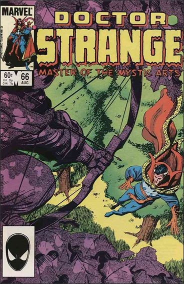 Doctor Strange (1974) 66-A by Marvel