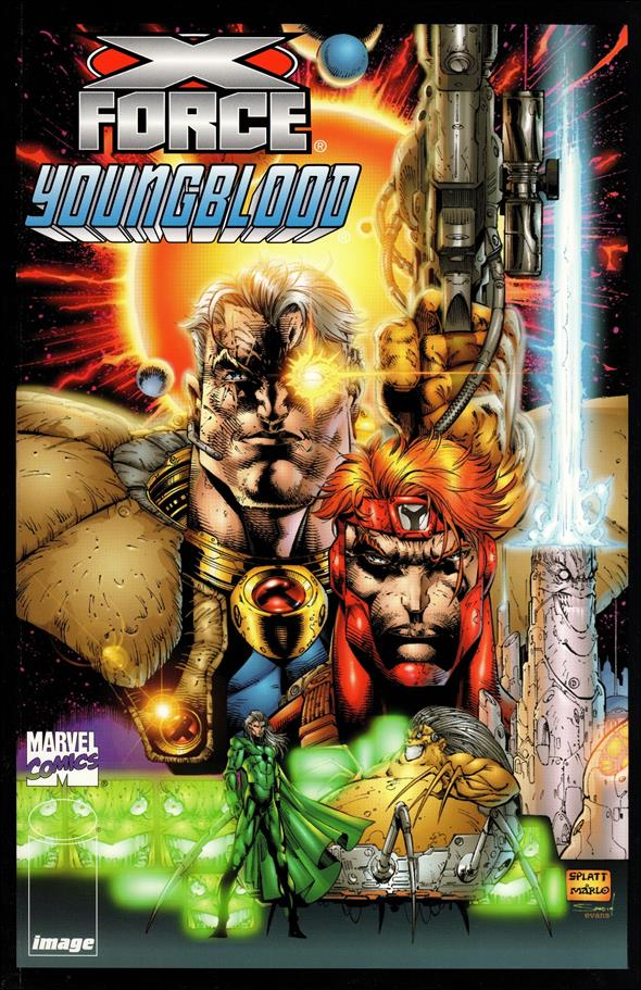 X-Force/Youngblood 1-A by Marvel