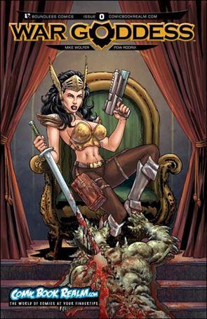 War Goddess 0-E