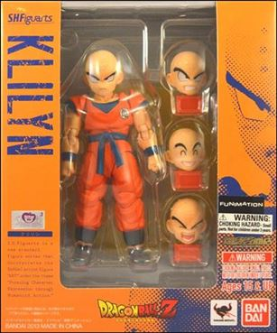 Dragon Ball Z (S.H.Figuarts) Krillin