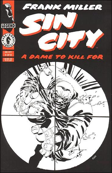 Sin City: A Dame to Kill For 3-B by Dark Horse