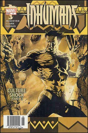 Inhumans (2003) 6-B by Marvel