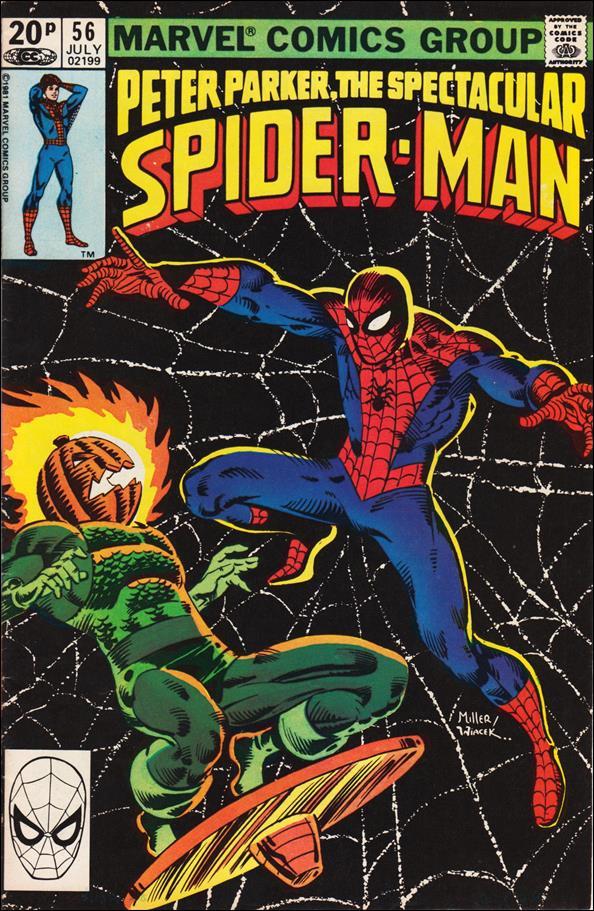 Spectacular Spider-Man (1976) 56-B by Marvel