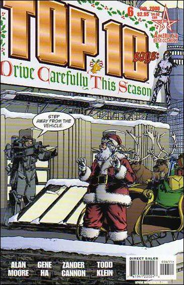 Top 10 6-A by America's Best Comics