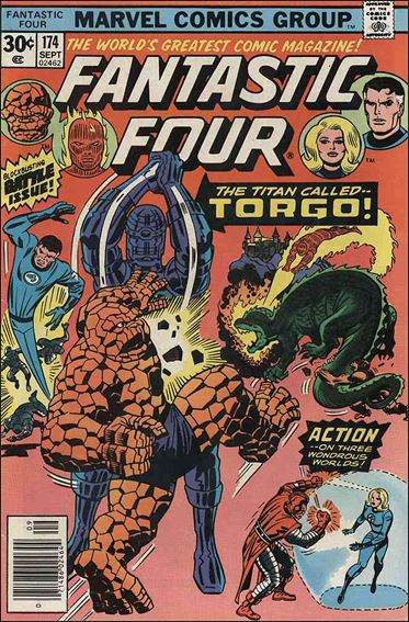Fantastic Four (1961) 174-A by Marvel