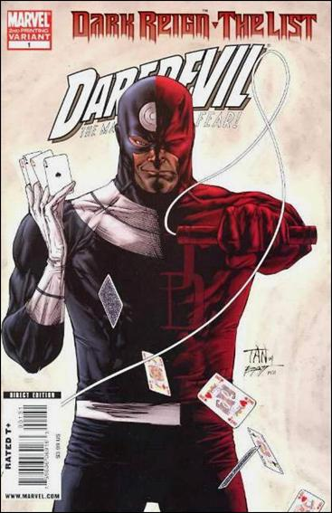 Dark Reign: The List - Daredevil 1-C by Marvel