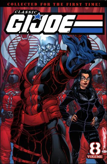 Classic G.I. Joe 8-A by IDW