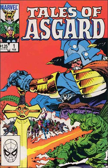 Tales of Asgard (1984) 1-A by Marvel
