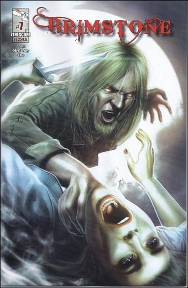 Brimstone 7-A by Zenescope Entertainment