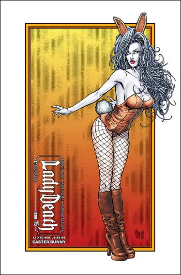 Lady Death (2010) 15-E by Boundless Comics