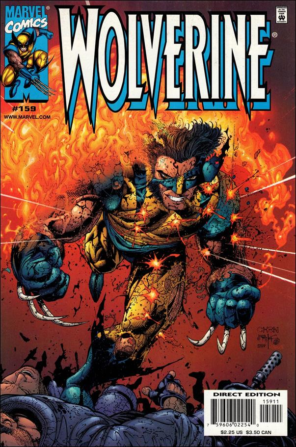 Wolverine (1988)  159-A by Marvel