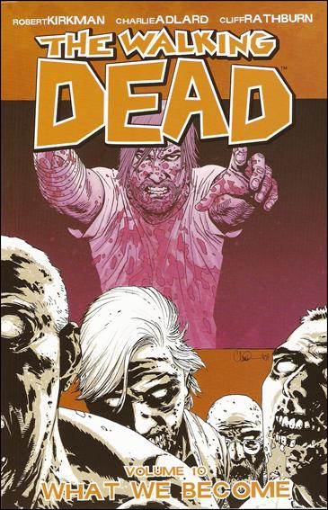 Walking Dead 10-A by Skybound Entertainment