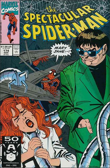 Spectacular Spider-Man (1976) 174-A by Marvel