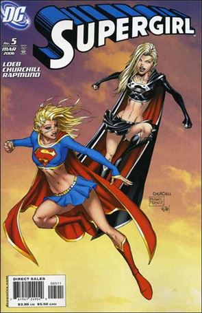 Supergirl (2005) 5-A