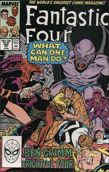 Fantastic Four (1961) 328-A by Marvel