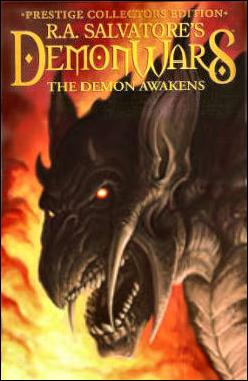 DemonWars 1-B by Devil's Due