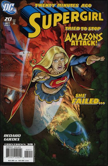 Supergirl (2005) 20-A by DC