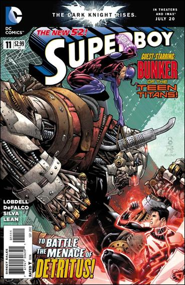 Superboy (2011/11) 11-A by DC
