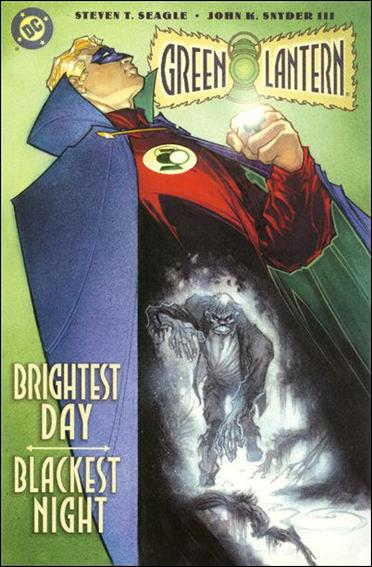 Green Lantern: Brightest Day, Blackest Night 1-A by DC