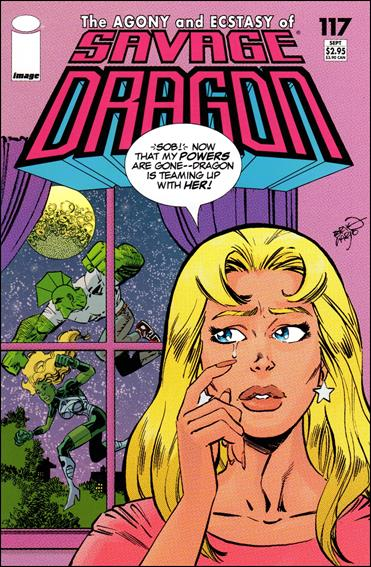 Savage Dragon (1993) 117-A by Image