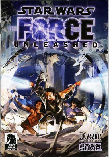 Star Wars: The Force Unleashed nn-A by Dark Horse