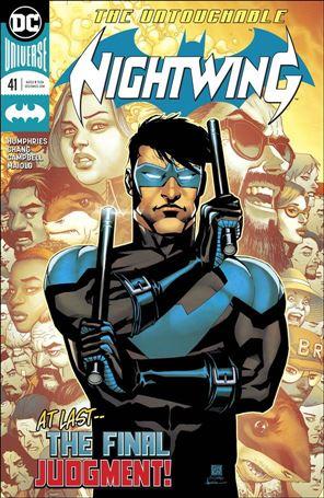 Nightwing (2016) 41-A