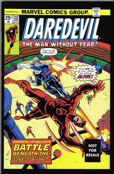 Daredevil (1964) 132-C by Marvel
