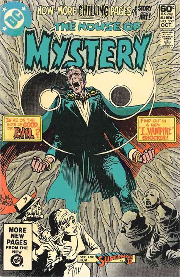 House of Mystery (1951) 297-A by DC