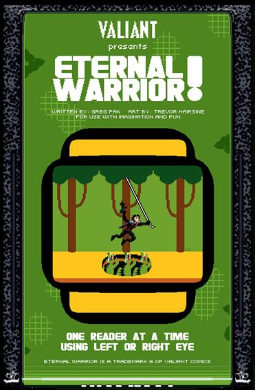 Eternal Warrior (2013) 2-C by Valiant Entertainment