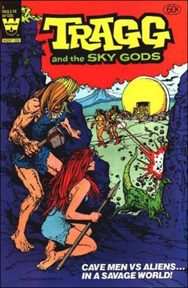 Tragg and the Sky Gods 9-A by Gold Key