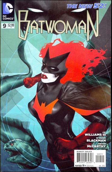 Batwoman 9-A by DC