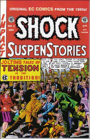 Shock SuspenStories (1992) 2-A by RCP