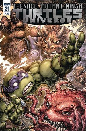 Teenage Mutant Ninja Turtles Universe 21-A
