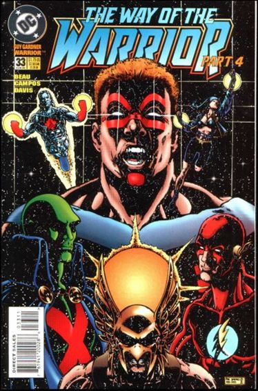 Guy Gardner: Warrior 33-A by DC