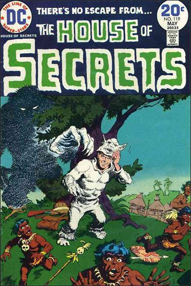 House of Secrets (1956) 119-A by DC