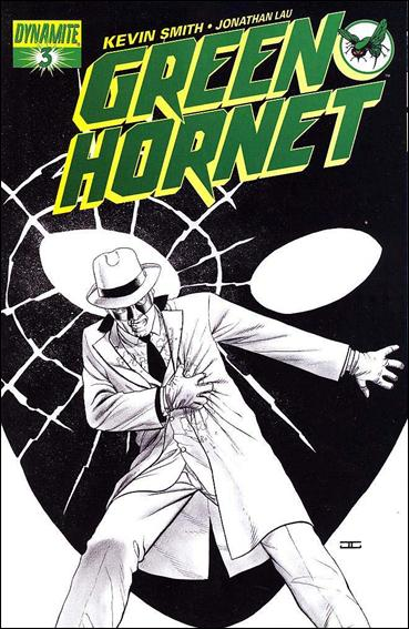 Green Hornet (2010) 3-E by Dynamite Entertainment