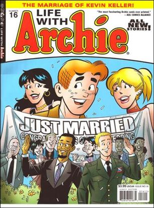 Life with Archie (2010) 16-A