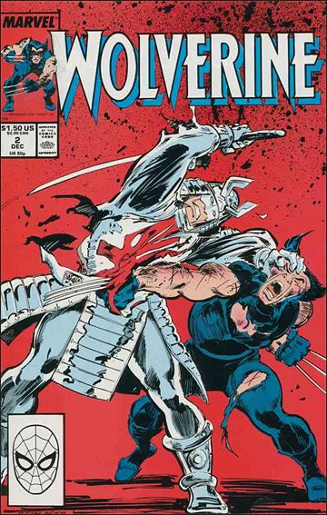 Wolverine (1988)  2-A by Marvel