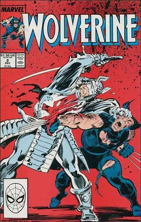 Wolverine (1988)  2-A
