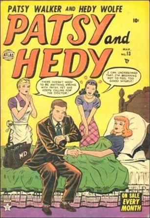 Patsy and Hedy 13-A