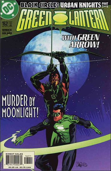 Green Lantern (1990) 162-A by DC