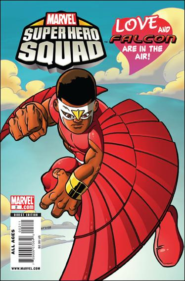 Marvel Super Hero Squad (2010) 2-A by Marvel