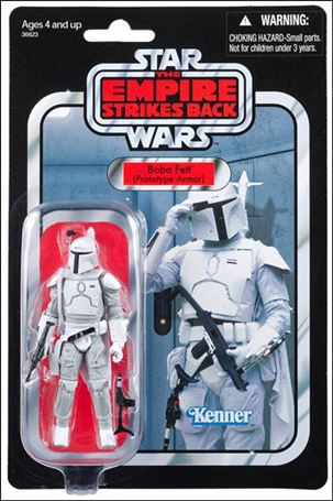 """Star Wars: Vintage Collection 3 3/4"""" Figures (Exclusives) Boba Fett (Prototype Armor) Mailaway Exclusive"""