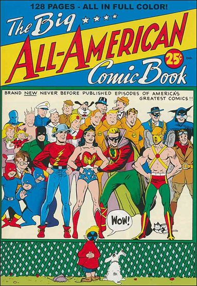 Big All-American Comic Book 1-A by DC
