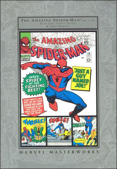 Marvel Masterworks: The Amazing Spider-Man - Barnes & Noble Edition 4-A by Marvel