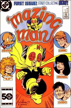 'Mazing Man 1-A